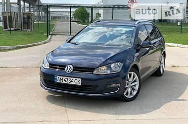 Volkswagen Golf VII 2015 в Коростене