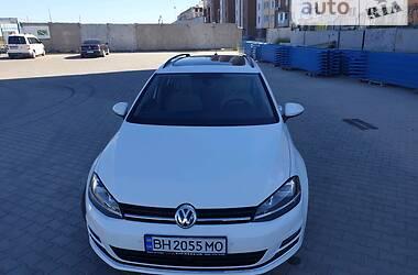 Унiверсал Volkswagen Golf VII 2015 в Одесі
