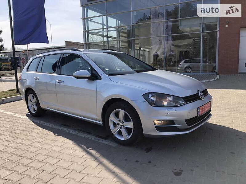 Универсал Volkswagen Golf VII 2014 в Ковеле