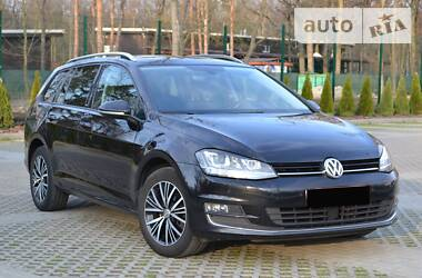 Volkswagen Golf VII 2016 в Харкові
