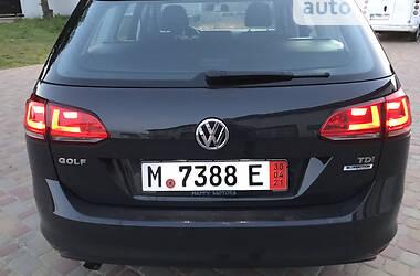 Универсал Volkswagen Golf VII 2016 в Ровно