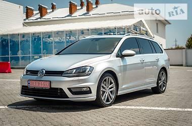 Универсал Volkswagen Golf VII 2016 в Черновцах