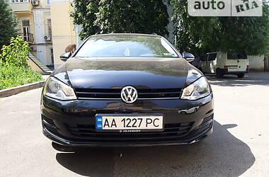 Унiверсал Volkswagen Golf VII 2017 в Києві