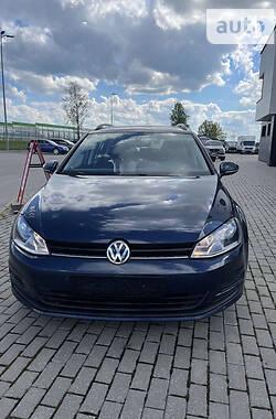 Унiверсал Volkswagen Golf VII 2014 в Львові