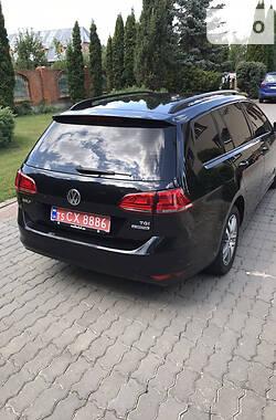 Универсал Volkswagen Golf VII 2016 в Луцке