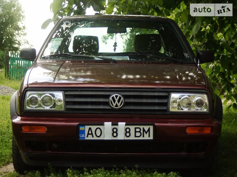 Volkswagen Jetta 1986 в Ужгороде