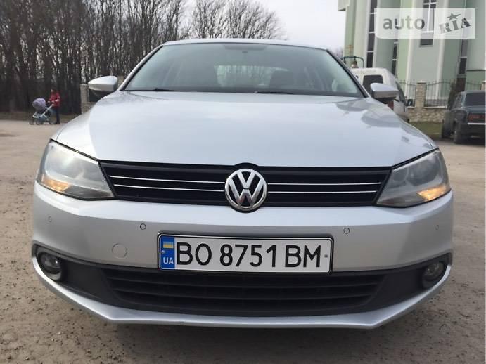 Volkswagen Jetta 2012 в Тернополе