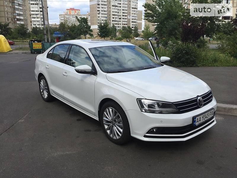 Volkswagen Jetta 2016 года в Киеве