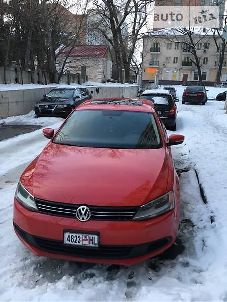 Volkswagen Jetta 2012 года в Днепре (Днепропетровске)