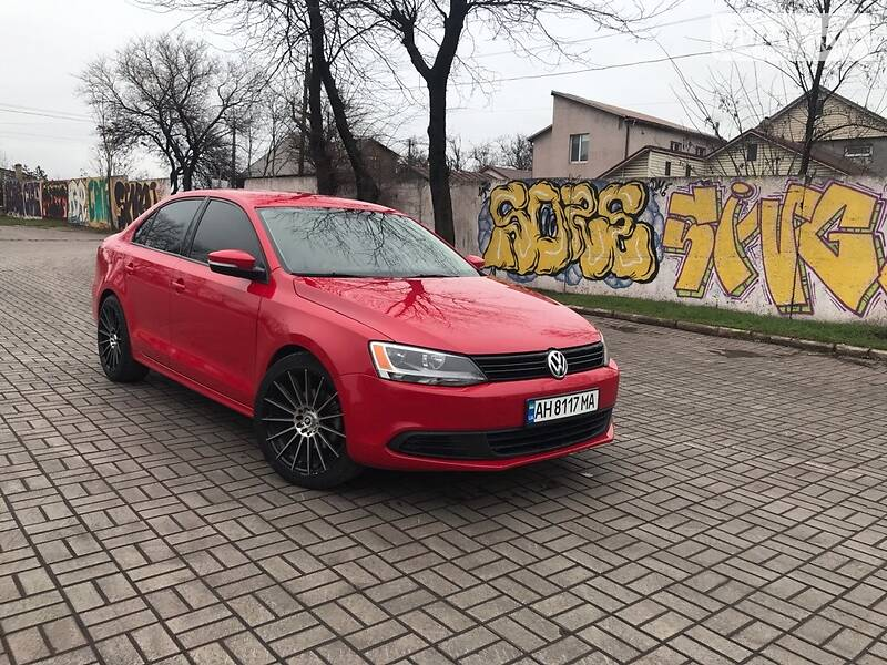 Volkswagen Jetta 2014 в Мариуполе