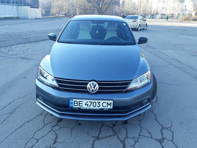 Седан Volkswagen Jetta 2016 в Миколаєві