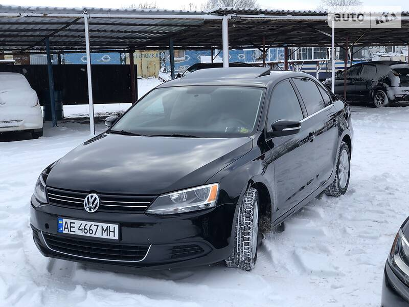 Volkswagen Jetta 2013 в Днепре