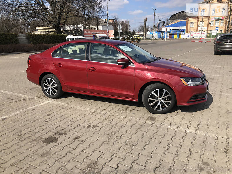 Volkswagen Jetta 2017 в Житомире