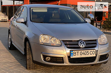 Седан Volkswagen Jetta 2007 в Новой Каховке