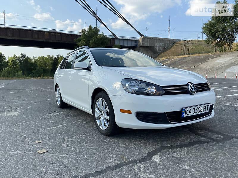 Универсал Volkswagen Jetta 2013 в Киеве