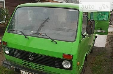 Volkswagen LT груз.-пасс. 1985 в Дубровице