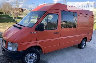 Легковой фургон (до 1,5 т) Volkswagen LT груз.-пасс. 2005 в Вараше