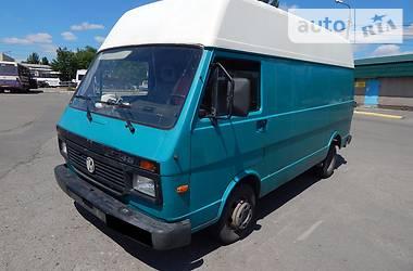 Volkswagen LT груз. 1995 в Николаеве