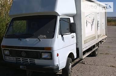 Volkswagen LT груз. 1991 в Херсоне