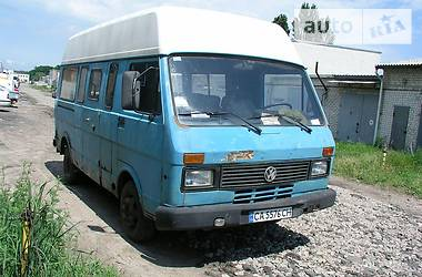 Volkswagen LT груз. 1992 в Черкассах