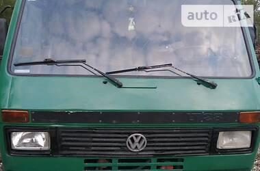 Volkswagen LT груз. 1988 в Ивано-Франковске