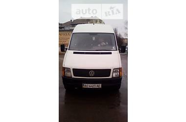 Volkswagen LT пасс. 2000 в Ужгороде