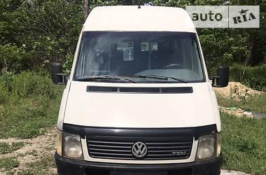 Volkswagen LT пасс. 2001 в Днепре