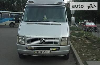 Микроавтобус (от 10 до 22 пас.) Volkswagen LT пасс. 2000 в Одессе