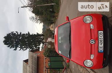 Volkswagen Lupo 2001 в Чернівцях