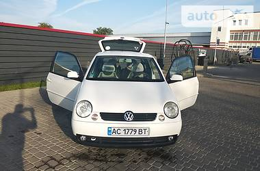 Седан Volkswagen Lupo 2000 в Ковелі