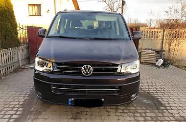 Volkswagen Multivan 2015 в Львове