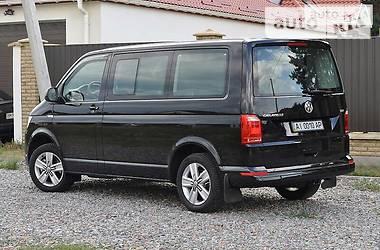 Volkswagen Multivan Caravelle 2016