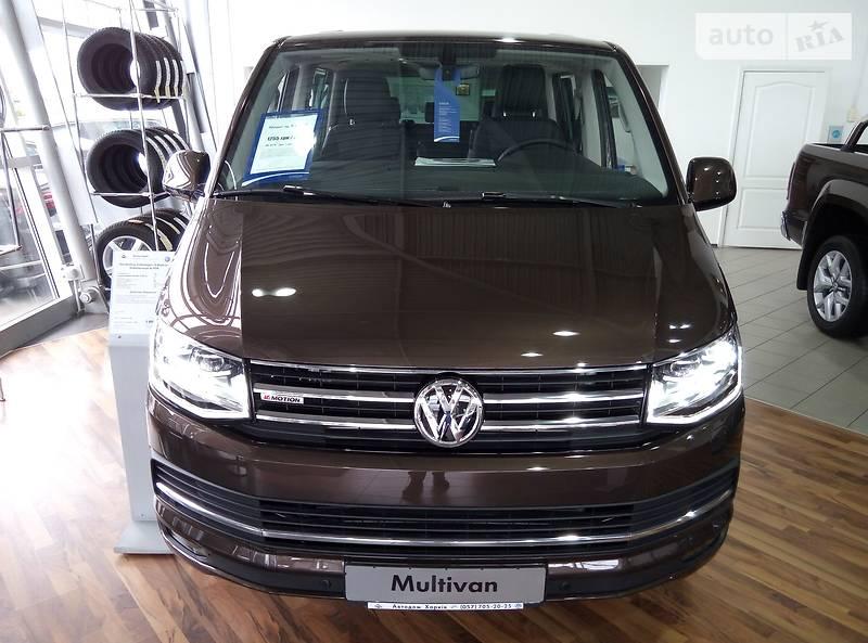 Volkswagen Multivan 2018 в Харькове