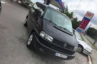 Volkswagen Multivan 2000 в Луцке