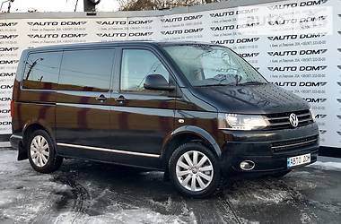 Volkswagen Multivan 2013 в Киеве