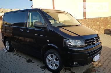 Volkswagen Multivan 2015 в Тернополе
