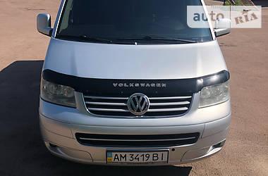 Volkswagen Multivan 2008 в Житомире