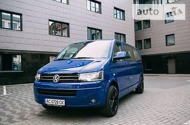 Volkswagen Multivan 2015 в Луцке