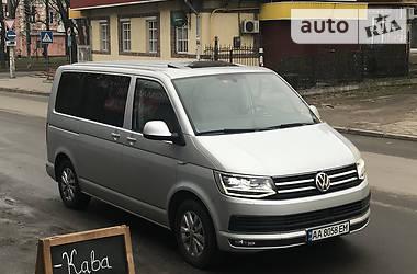 Volkswagen Multivan 2016 в Києві
