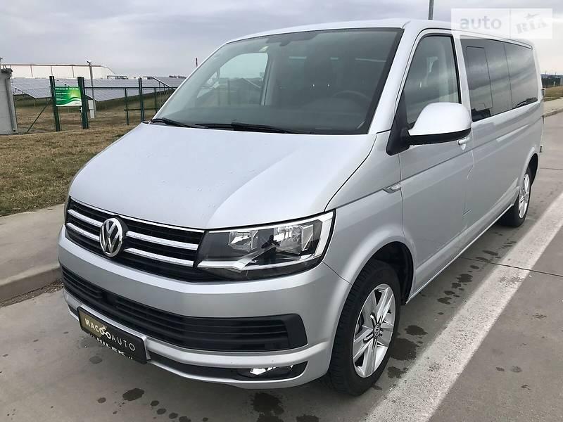 Volkswagen Multivan 2018 в Ужгороде