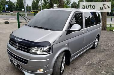Легковий фургон (до 1,5т) Volkswagen Multivan 2010 в Києві