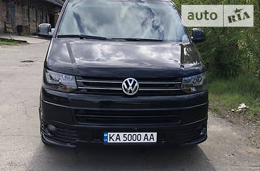 Мінівен Volkswagen Multivan 2006 в Києві