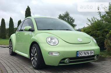Volkswagen New Beetle 2004 в Львові