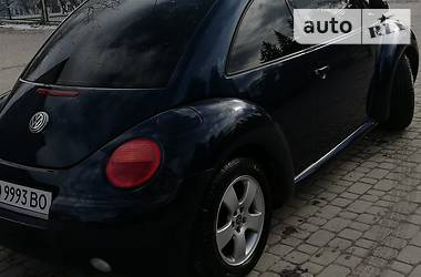 Volkswagen New Beetle 1999 в Гусятині