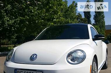 Volkswagen New Beetle 2015 в Миколаєві