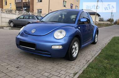 Хэтчбек Volkswagen New Beetle 1999 в Луцке