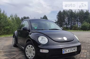 Хэтчбек Volkswagen New Beetle 2003 в Львове