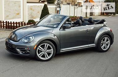 Кабриолет Volkswagen New Beetle 2014 в Львове