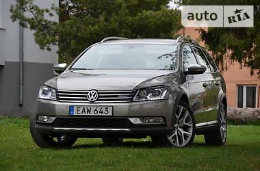 Volkswagen Passat Alltrack WEBASTO