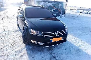 Volkswagen Passat Alltrack 2013 в Полтаві